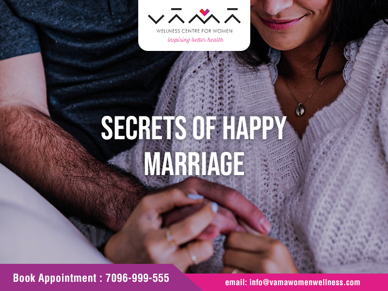 Secrets of Happy Marriage
