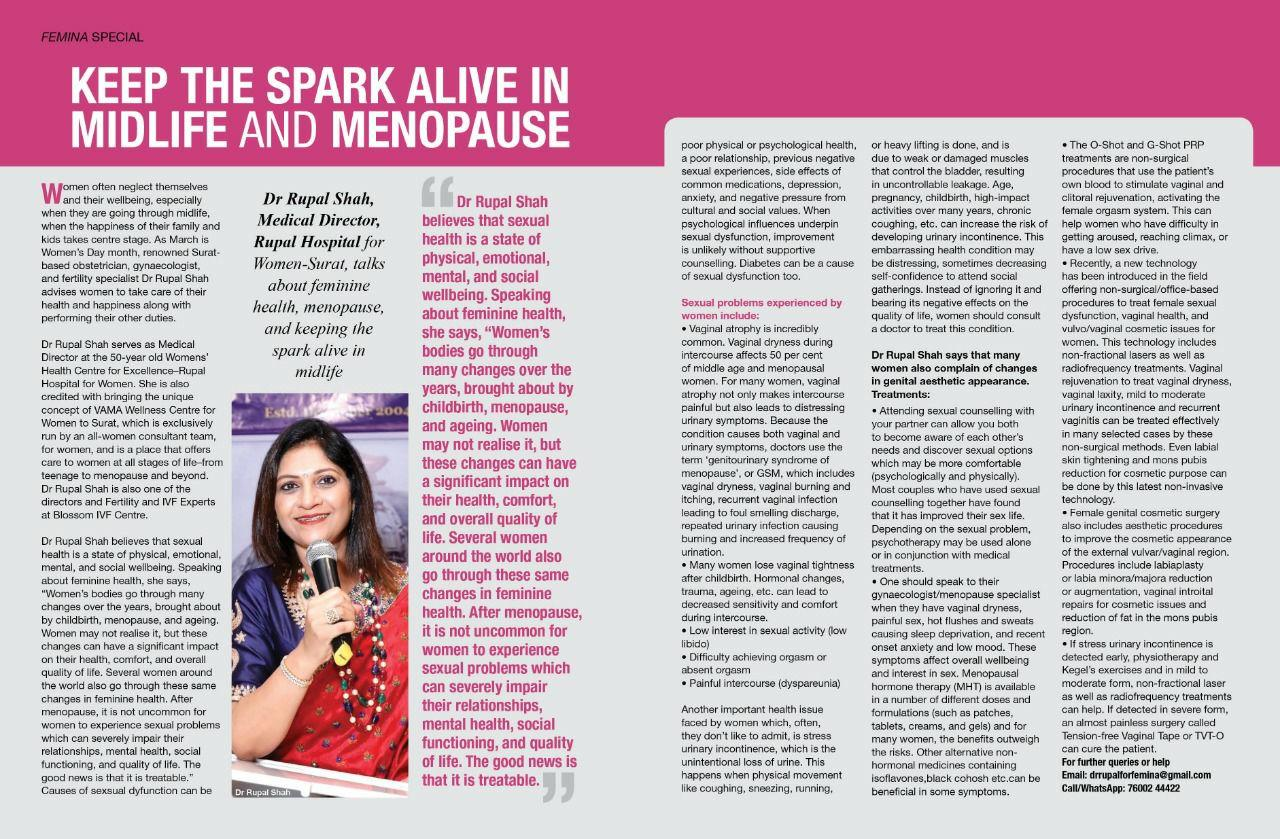 keep the spark alive in midlife and menopause