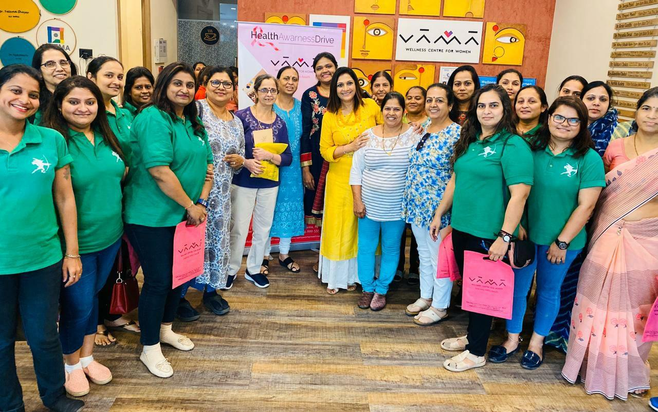 VAMA Cervical cancer awareness seminar